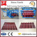Corrugated Sheet Metal Roofing Roll Forming Machine
