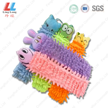 Removal animal soft cleaning cloth