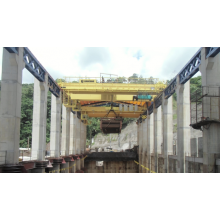 China for Travelling Eot Crane 10t Overhead Crane export to Saint Lucia Manufacturer