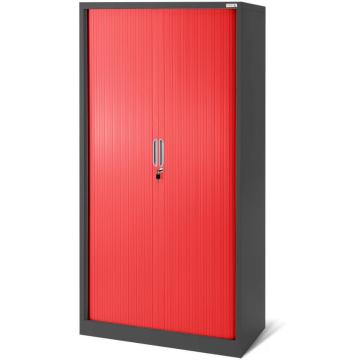 Files Storage With Tambour Door