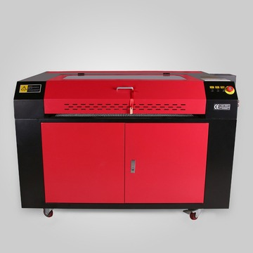 100W CO2 Laser Engraving Machine 900X600MM USB