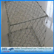 High quality Resistance hexagonal wire mesh gabion box