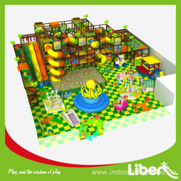 Kids indoor soft playsets