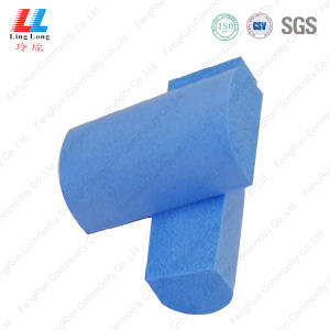 massaging foam car cleaning sponge