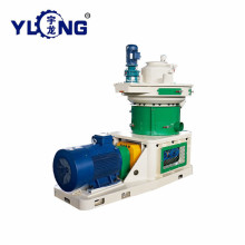 Yulong sawdust pellet mill xgj for sale