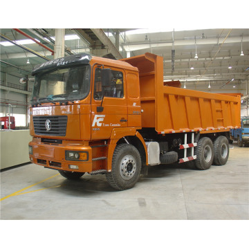 Shacman 6X4 340HP tipper truck with weichai engine shacman