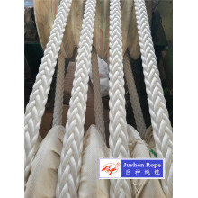 Polyester&Polypropylene Double Braided Mooring Rope
