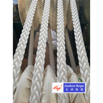 Hot Sale 8-Strand Mooring Hawser