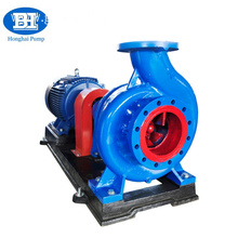 single stage turbine water delivery pump