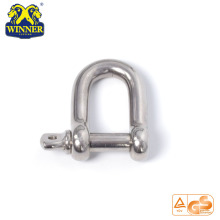 PriceList for for Us Type Anchor Shackle Factory Price Customized Steel U Type Shackles export to Paraguay Importers