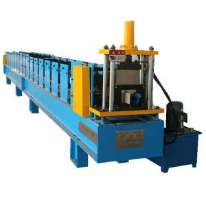 High Quality Color Steel Gutter Roll Forming Machine