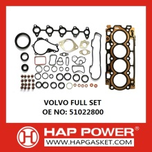 Factory made hot-sale for China Gasket Set,Head Gasket Set,Engine Complete Gasket Set,Repair Gasket Set Manufacturer Volvo Full Set 51022800 export to San Marino Importers