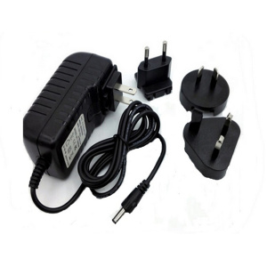Interchangeable Ac Adapter 9V 1A Power Adaptor