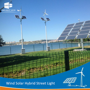 factory low price for Wind Generator Solar Street Light DELIGHT Wind And Solar Power Systems Street Light export to Serbia Exporter