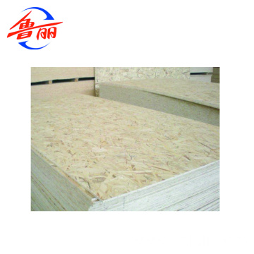 Furniture construction packing grade OSB