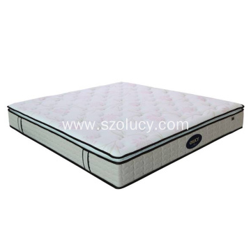 Lavender latex bed mattress
