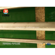 Alloy UNS N10276 Hastelloy C Pipe , B574 / B575 / B619 / B622 Hastelloy C 276 Tube
