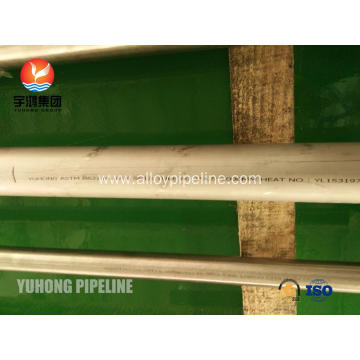 Alloy UNS N10276 Hastelloy C276 Pipe