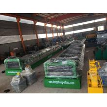 Cold Steel Floor Deck Panel Roll Forming Machine