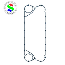 Clip on plate heat exchanger epdm gasket