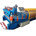 Trapezoid Metal Roofing/Wall making Machine