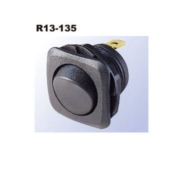 LED Light 3 Position Momentary Rocker Switches