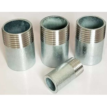 Steel Close Nipple Galvanized