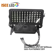 144W Addressable DMX LED Flood Light Profile