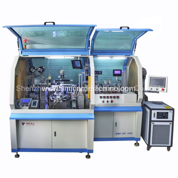 Full Auto Dual Interface Card Embedding Machine