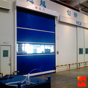 Safe Aluminum Roller Garage Door