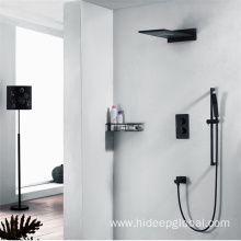 Three Function Thermostatic Shower Faucet Set