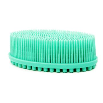 Exfoliating  Antibacterial Silicone Shower Brush