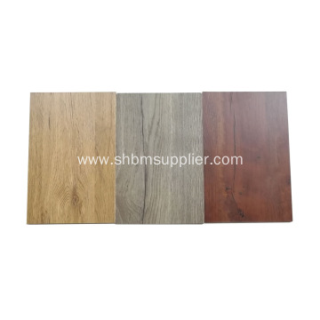 High Strength Fireproof Wood Grain Coated MgO Board