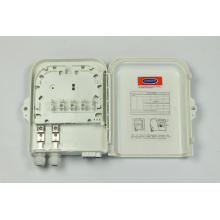Fiber Optical ABS PC Distribution Box 8 ports