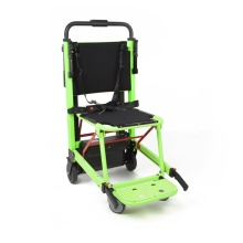 electric track based wheelchair stairclimber