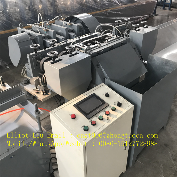 Automatic Ceiling system Tee Grid making Machine