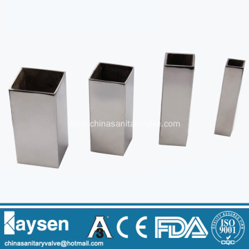 Sanitary Square & Rectangular Tube Stainless steel