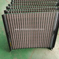500 Series corrugated shaker screen