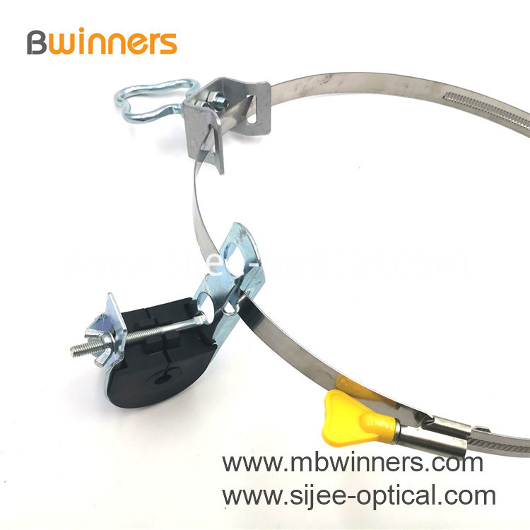 Tension Clamp For Adss Cables