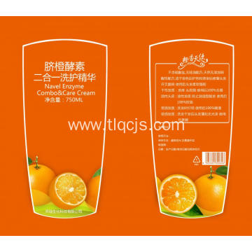 Good Quality for Orange Aromatic Flavor Enzyme Shampoo Navel orange fragrance shampoo supply to Kenya Importers