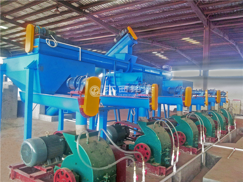 E Waste PCB Recycling Machine Plant