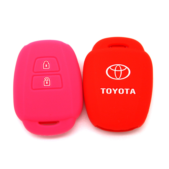 Key Case Toyota 2 Buttons