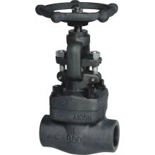 Socket Welding Forged Steel Gate Valve