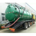 Howo 336HP Sewage Suction Tank Truck
