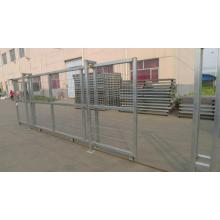 China OEM for Iron Slide Fence Gate Steel Pipe Farm Gates supply to Hungary Manufacturers