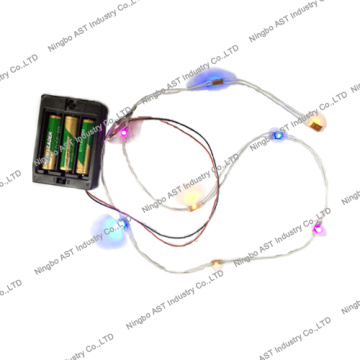 LED Flashing  String, flexabe LED String,Holiday String Light
