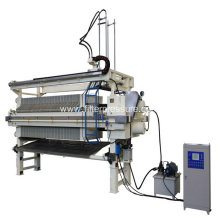 New Technology Paper Industrial Chamber Filter Press