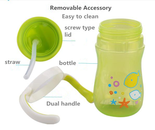 Plastic Baby Bottle