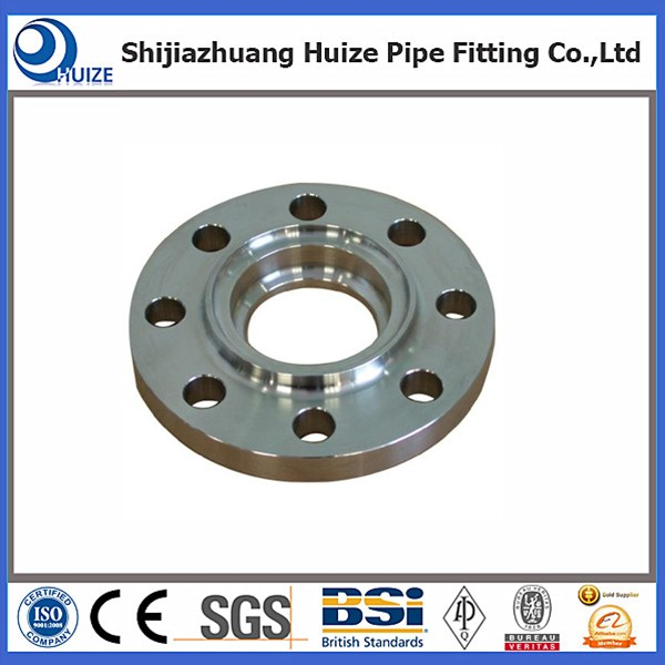 ASME B 16.5 Slip On Flange with Rised Face