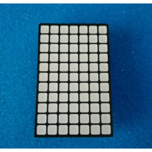 2.3inch Square LED Dot Matrix Display